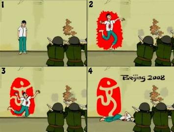 صلح و دوستیدر دنیا پیام المپیک !